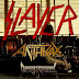 Slayer: Anunciada tour com Anthrax e Death Angel