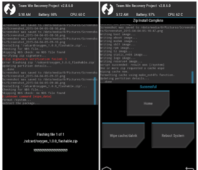 Root Android With TWRP Recovery
