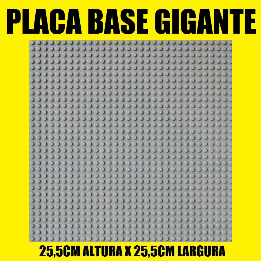 PLACA BASE GIGANTE PARA MINIFIGURAS LEGO