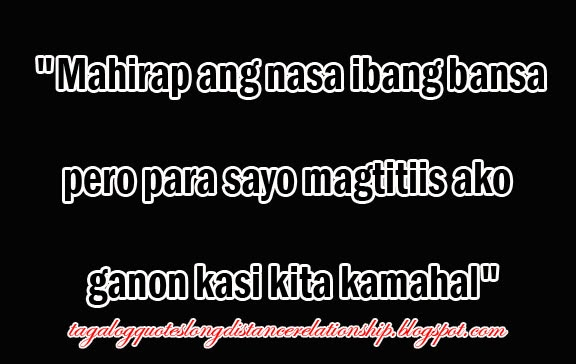 Tagalog Love Quotes Long Distance Relationship: Quotes About Love: Long Distance Love Quotes