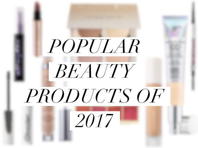 Best of Beauty Products 2017