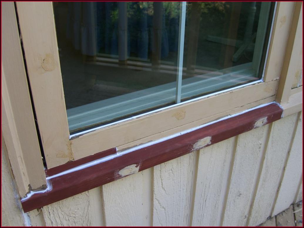 Weathervane Window Repair