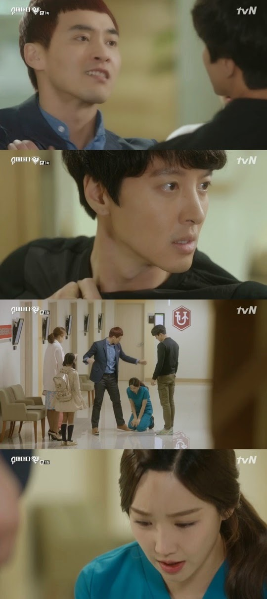 Super Daddy Yeol Episode 7 Review Super Daddy Yeol 7 lee dong gun Super Daddy Yeol lee yoo ri Super Daddy Yeol lee re Super Daddy Yeol Korean Dramas enjoykorea hui Super Daddy Yul episode 7 Super Daddy Yul ep 7 recap