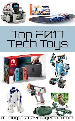 2017 tech toys