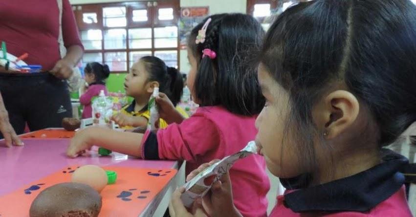 QALI WARMA: Desayunos del Programa Social en Ilo y Moquegua incluyen pan fortificado para prevenir anemia - www.qaliwarma.gob.pe