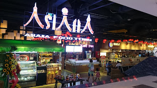 Asiana Food Town công viên 23-9