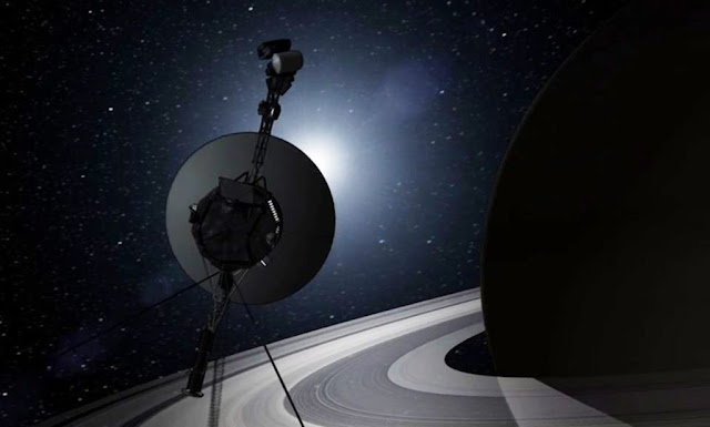 Voyager 1: NASA 40-Year-Old Satellite In Space Close To Saturn