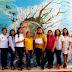 El Ayuntamiento de Umán rinde homenaje a las mujeres con un creativo mural