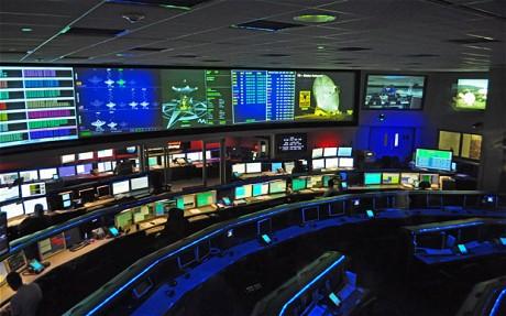 TISOTIT: Inside Nasa's Mission Control