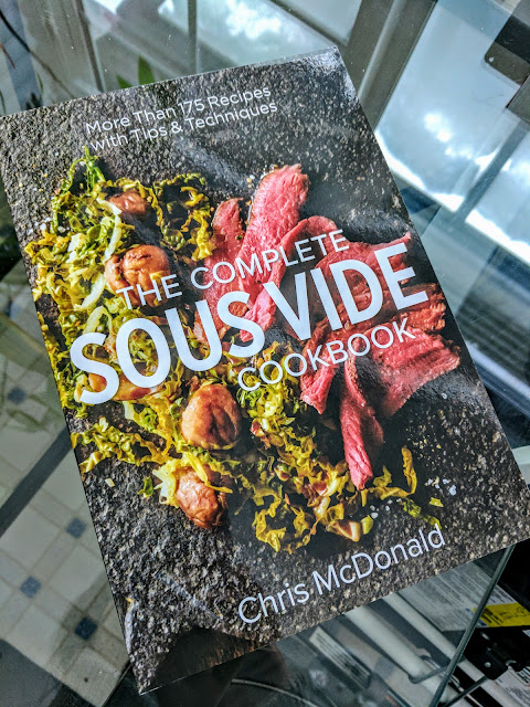 The Complete Sous Vide Cookbook by Chris McDonald