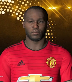 PES 2017 Faces Romelu Lukaku by Facemaker Ahmed El Shenawy