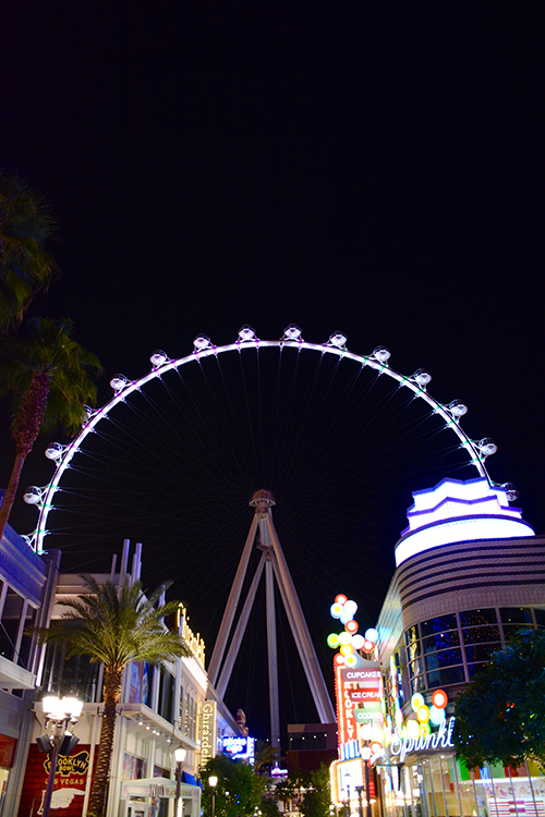 High Roller Wheel, Las Vegas, NV | My Darling Days