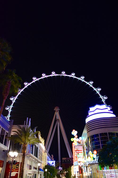 High Roller Wheel, Las Vegas, NV | My Darling Days