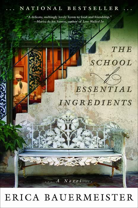 Book Review: The School of Essential Ingredients