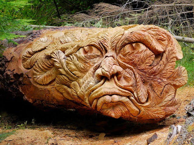 Wood Carving Unique Art That Requires High Expertise Art