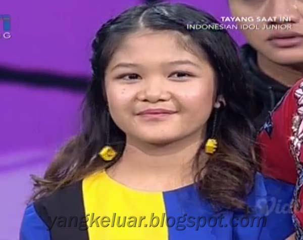 Charisa Indonesian Idol Junior 2018