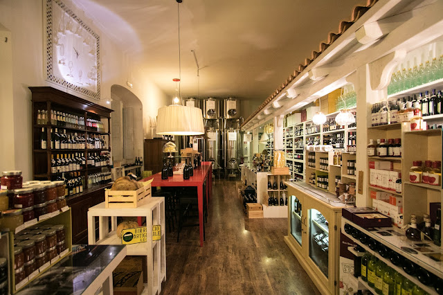 Bottega officina del vino-Manfredonia