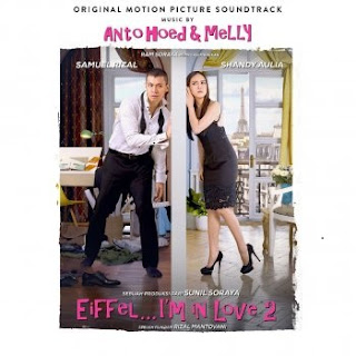 Lirik Lagu Melly Goeslaw – You're Beautiful On My Mind (OST. Eiffel… I'm In Love 2)