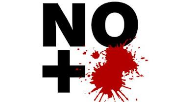 No mas sangre en Mexico
