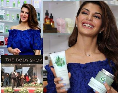 The Body Shop Opens new shop in Sri Lanka with Jacqueline