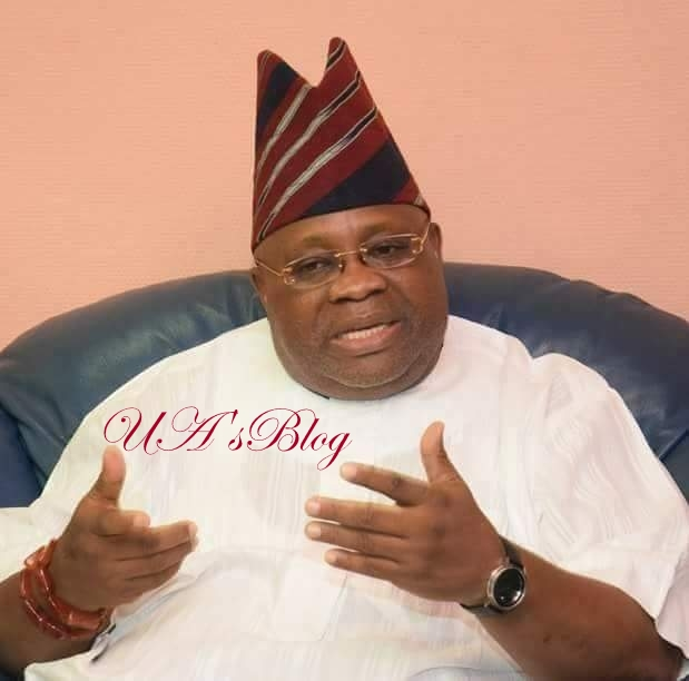 Osun 2018: APC has declared war on us – Adeleke cries out