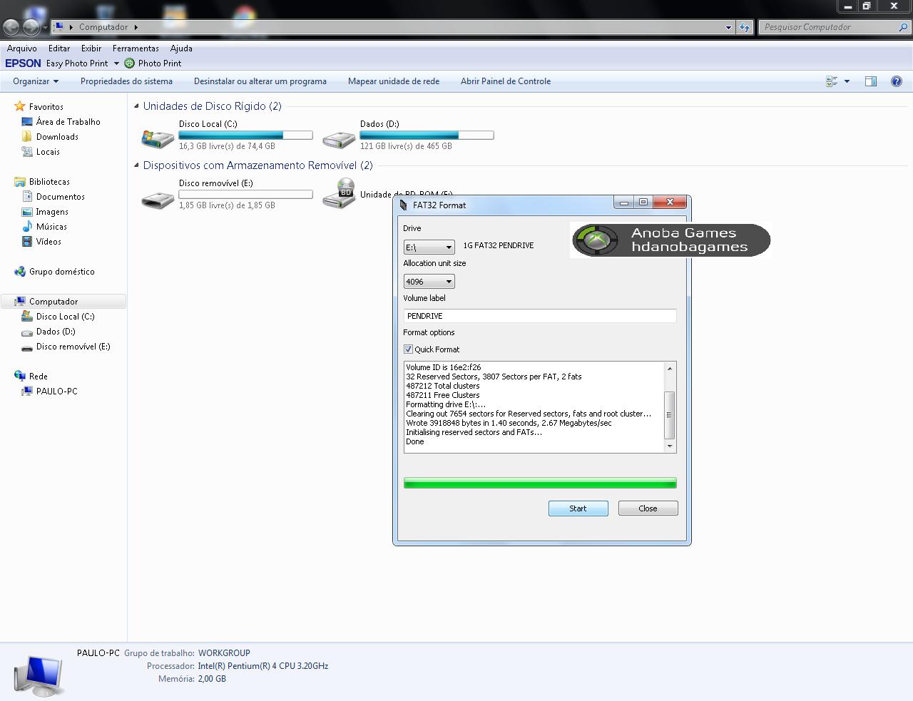 HD PARA XBOX 360 RGH / JTAG: Guia para instalar Freestyle Dash ou