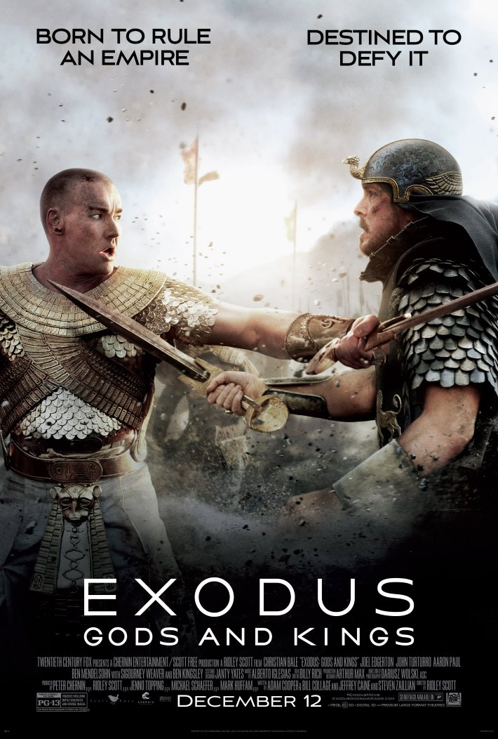 Poster 2: Exodus Gods and Kings