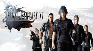 FINAL FANTASY XV free download pc game full version