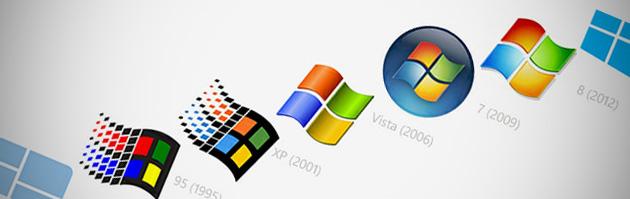 Confira em vídeo a evolução do Windows desde a versão 1 0 até a