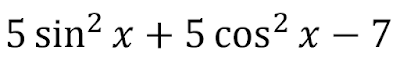 Упростите выражение с тригонометрическими функциями