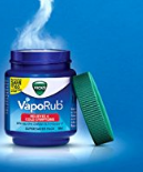 Vicks VapoRub Heal Splinters or Cuts