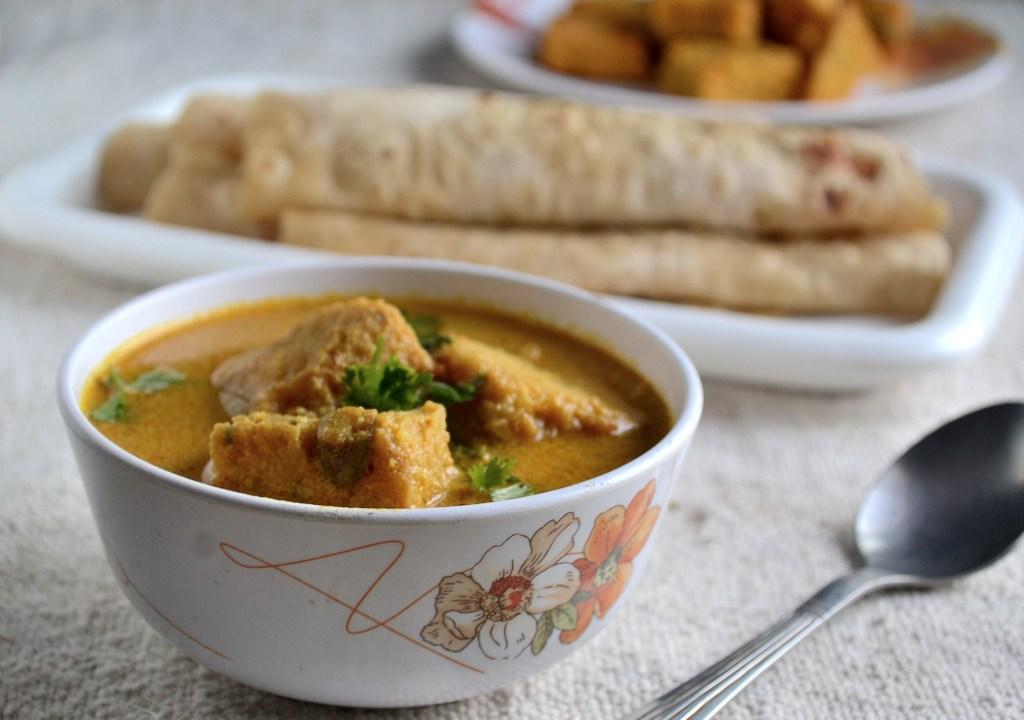 Dhokar Dalna – Gayathri's Cook Spot