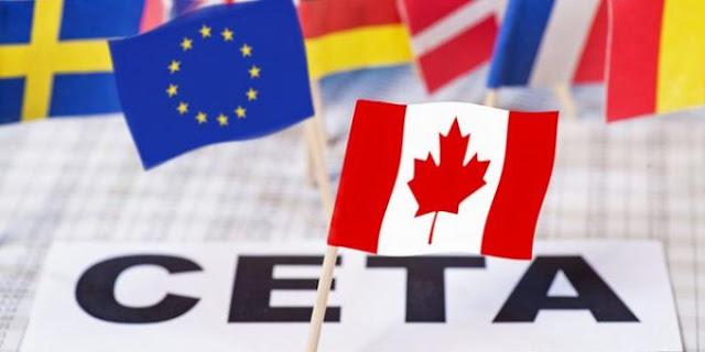Κατάργηση εθνικής κυριαρχίας μέσω συμφωνίας εμπορίου που επιβάλλει η ΕΕ
