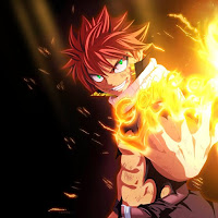 Fairy Tail Natsu [Wallpaper Engine Anime]