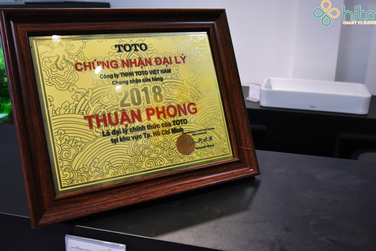 Thiết bị vệ sinh Toto nhập khẩu giá tốt nhất TPHCM 2018