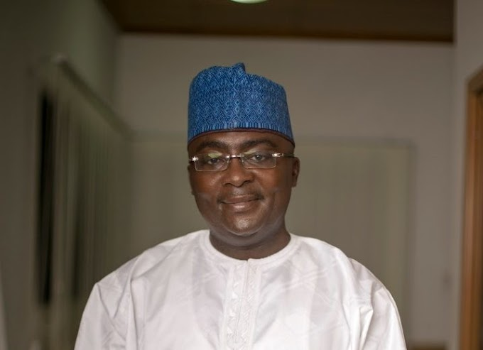 Eidul Fitir: Let's pray for peace, prosperity – Vice President Bawumia