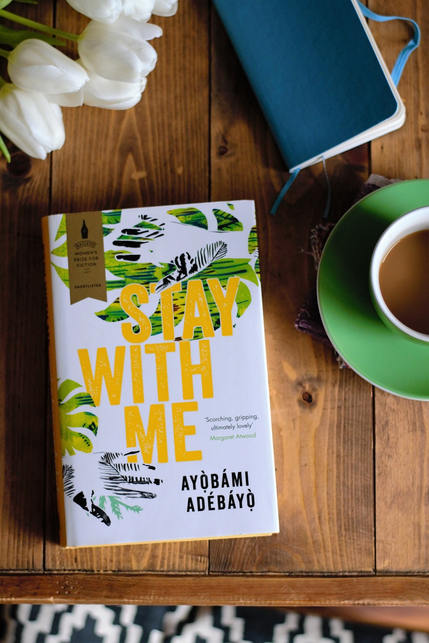 Book review: Stay with Me by Ayobami Adebayo · Lisa Hjalt