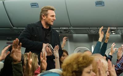 Liam Neeson în filmul Non-Stop