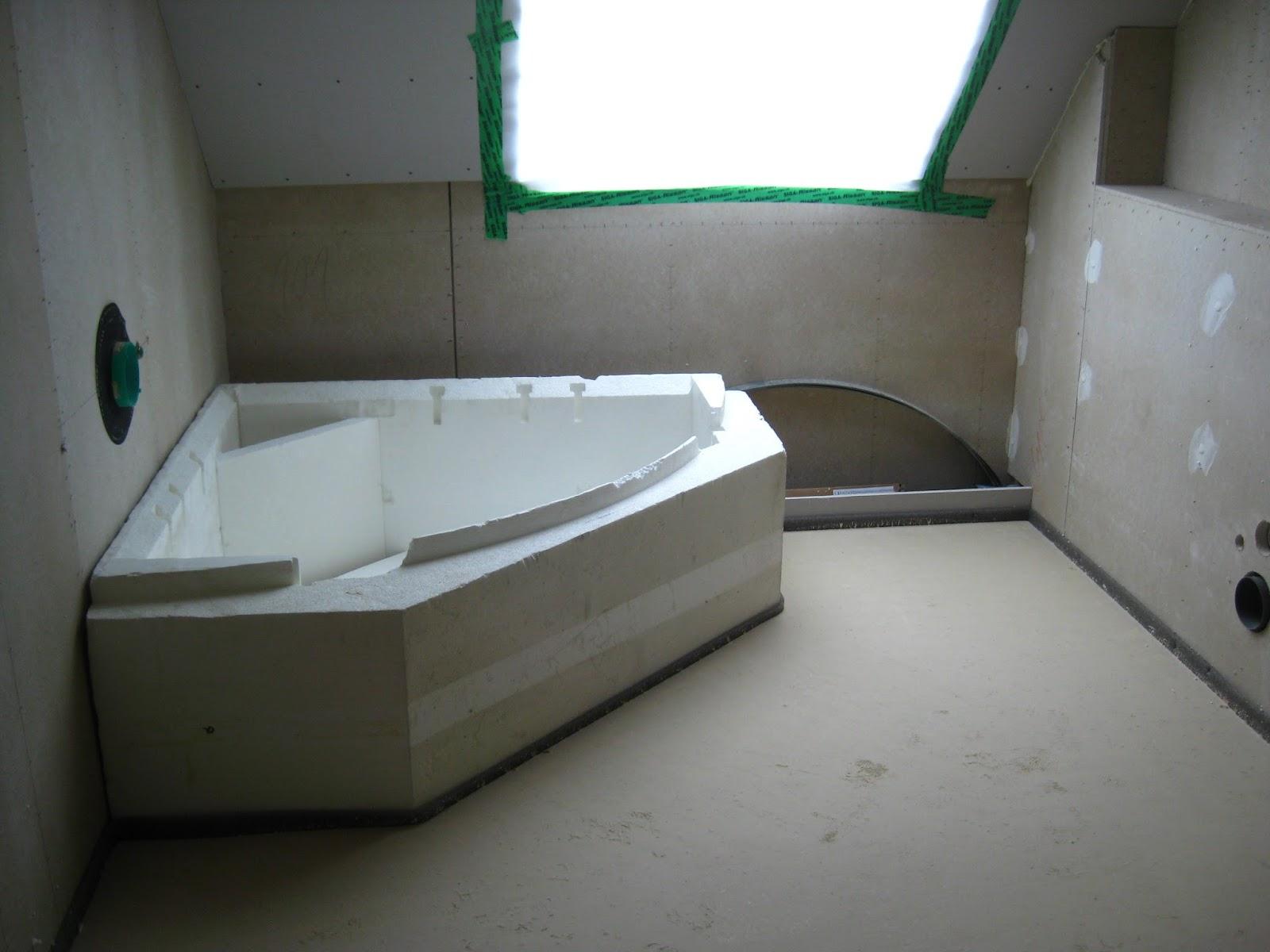 unser traum vom schwabenhaus fu bodenheizung und estrich. Black Bedroom Furniture Sets. Home Design Ideas