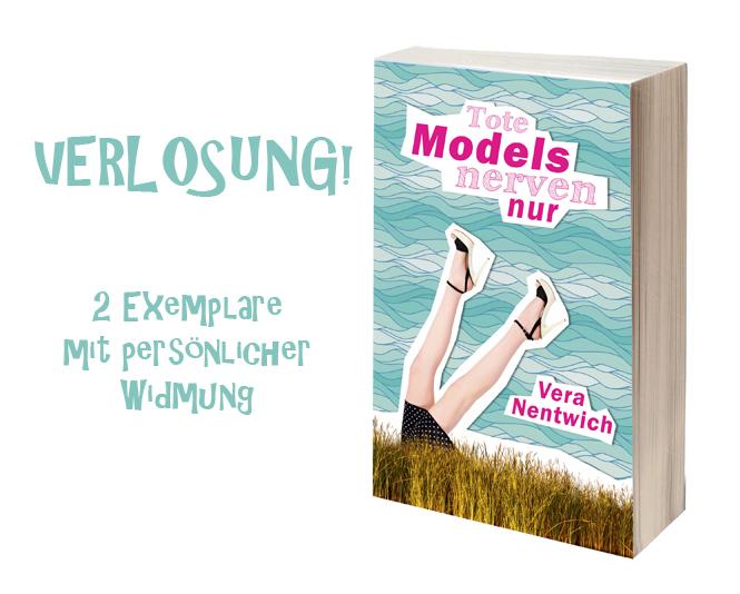 """""""Tote Models nerven nur"""" von Vera Nentwich + VERLOSUNG / Mo'Beads / Monika Thiede"""