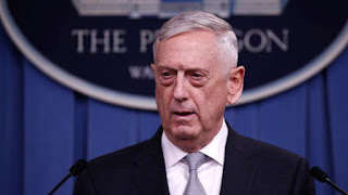 US Defence Secretary James Mattis Resigns