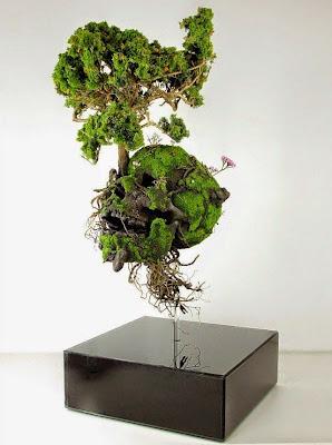 esculturas vivientes
