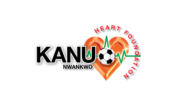 The Kanu Heart Foundation helps predominantly young African children who suffer heart defects