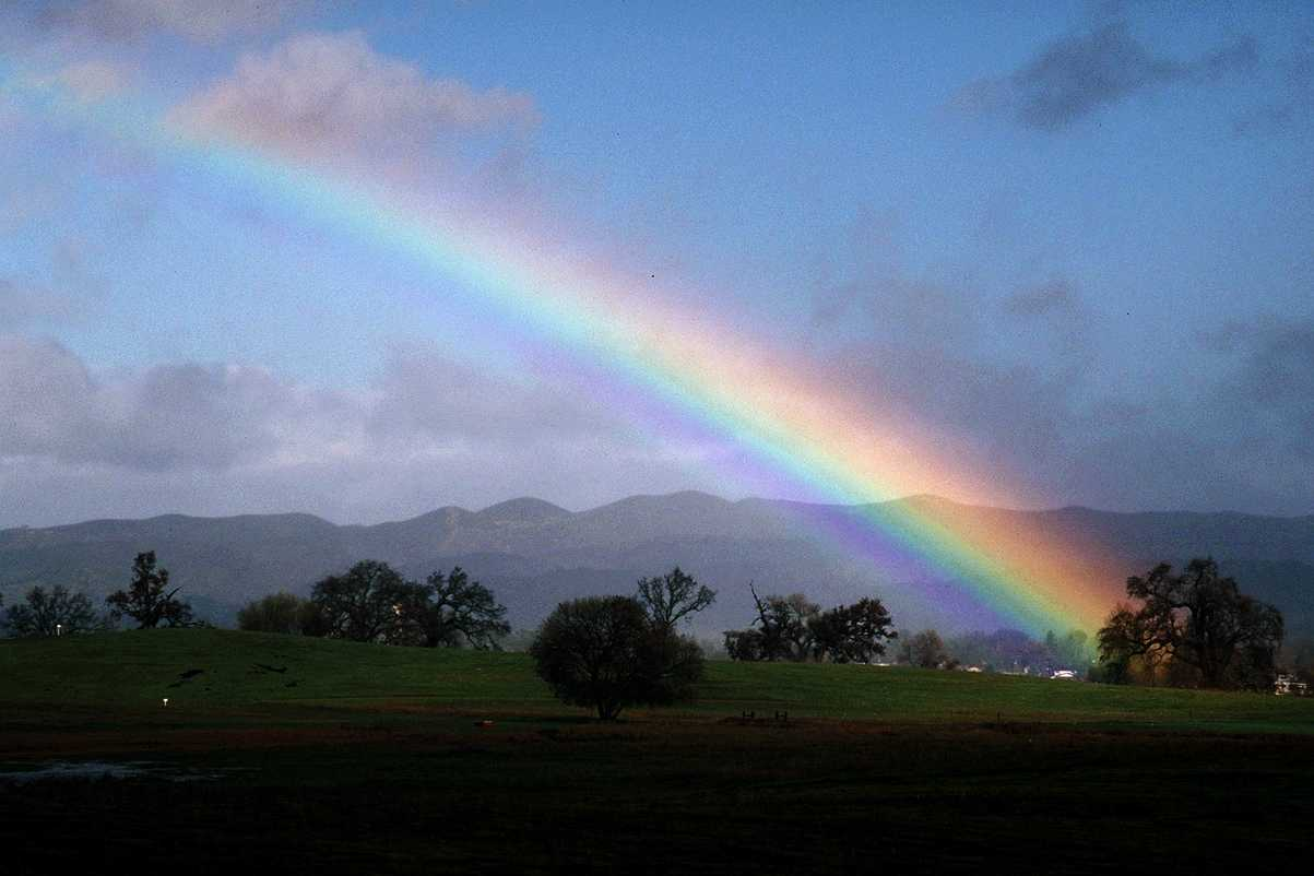 god awesome rainbow nature heaven church location promise tells regenboog lord let promises sense hell makes why most faith go