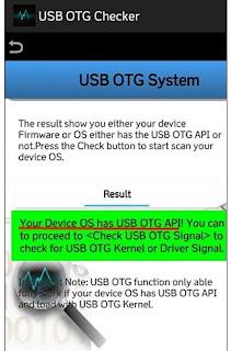 Cara Cek Android Sudah Support USB OTG