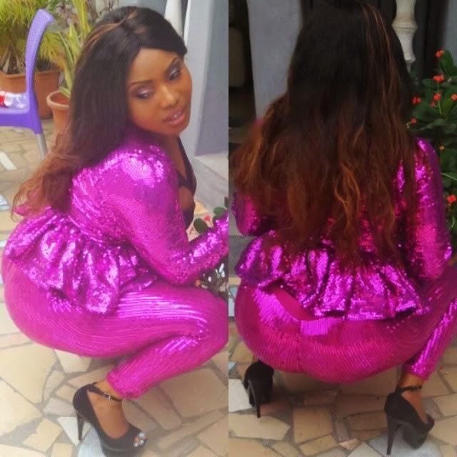 halima abubakar modeling