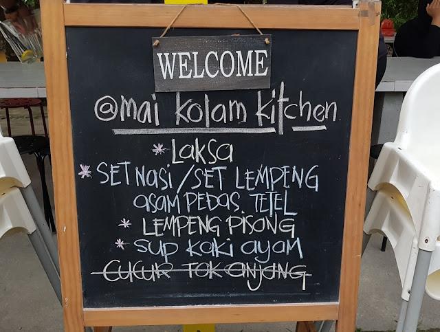 Mai Kolam Kitchen Semenyih