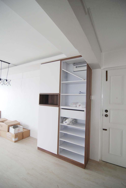 Laminate Wardrobe Design Cabinets