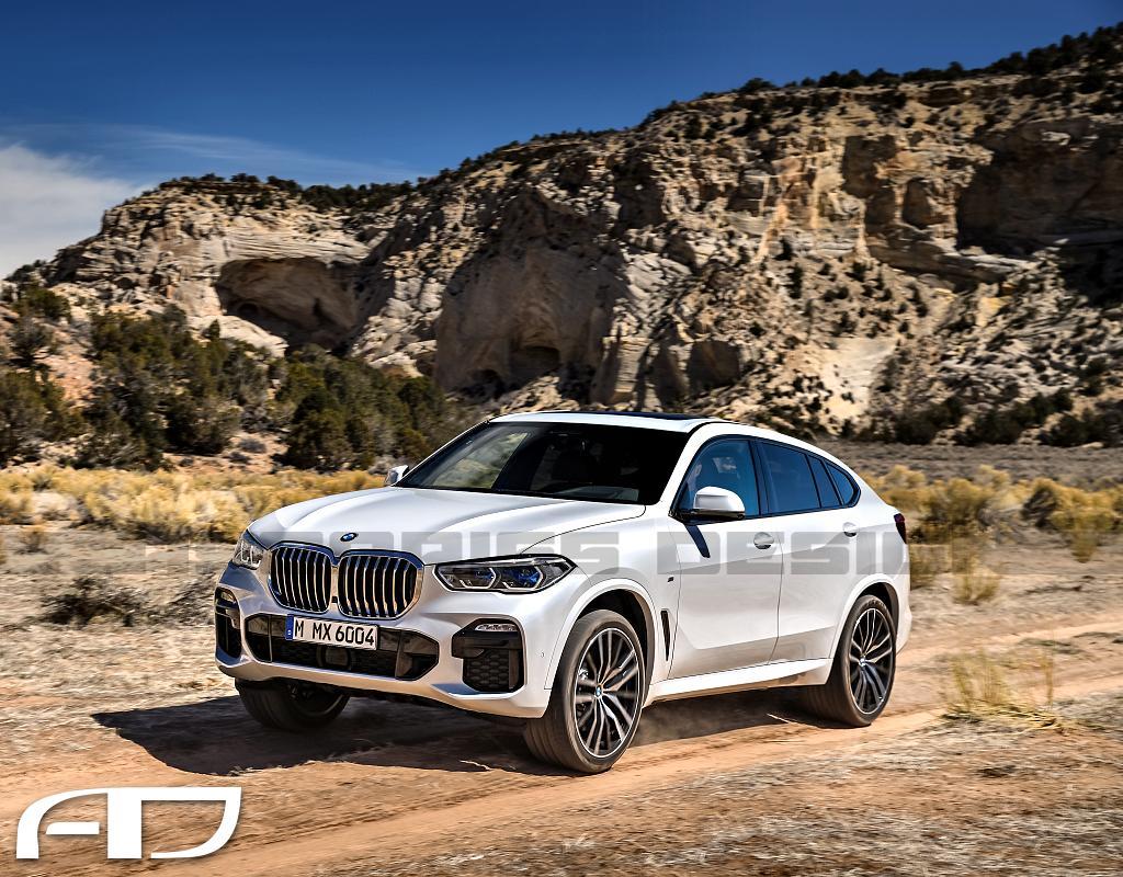 BMW X6 G06 (2020) version 1