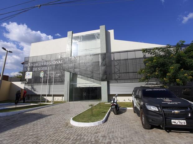 Nova sede da Delegacia Regional de Sobral é inaugurada